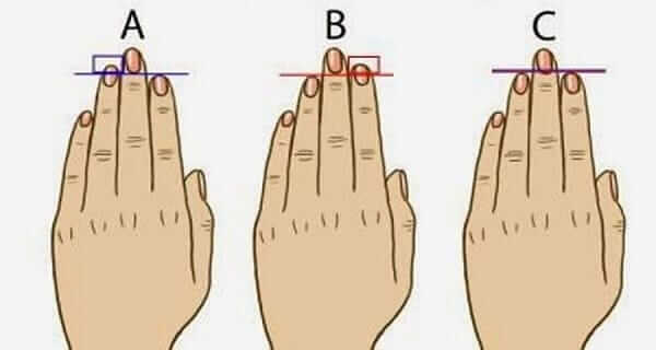 fingers personality